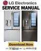 Thumbnail LG LFXC24796D LFXC24796S Service Manual & Repair Guide