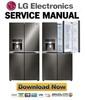 Thumbnail LG LPXS30866D Service Manual & Repair Guide