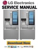 Thumbnail LG LSFXC2496S Service Manual & Repair Guide