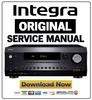 Thumbnail Integra DRX 3 Service Manual and Repair Guide