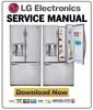 Thumbnail LG LFX29945ST Refrigerator Service Manual and Repair Guide