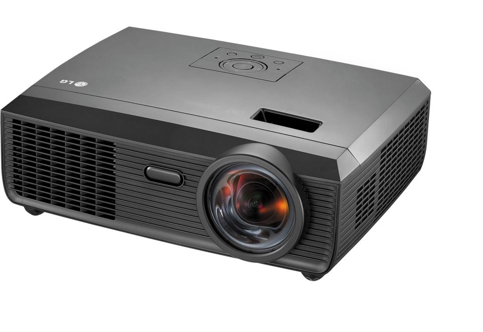 Thumbnail LG BX286 Projector Service Manual and Repair Guide