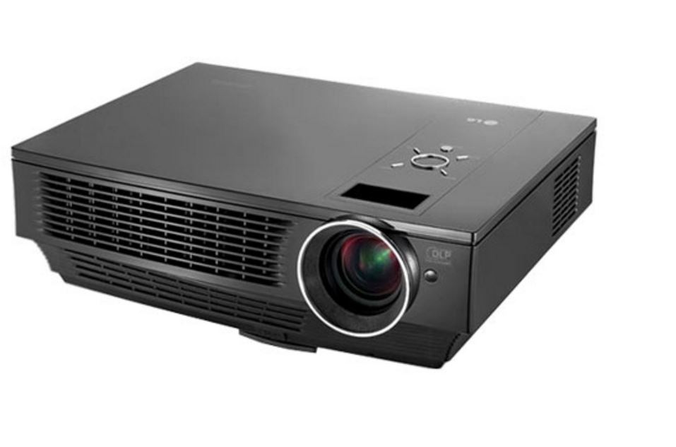 Thumbnail LG BX501B Projector Service Manual and Repair Guide