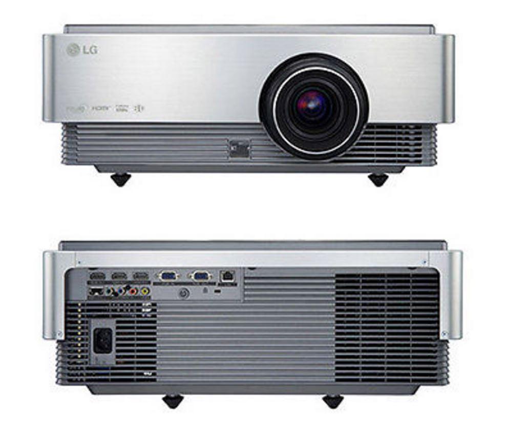 Thumbnail LG CF3DAT Projector Service Manual and Repair Guide