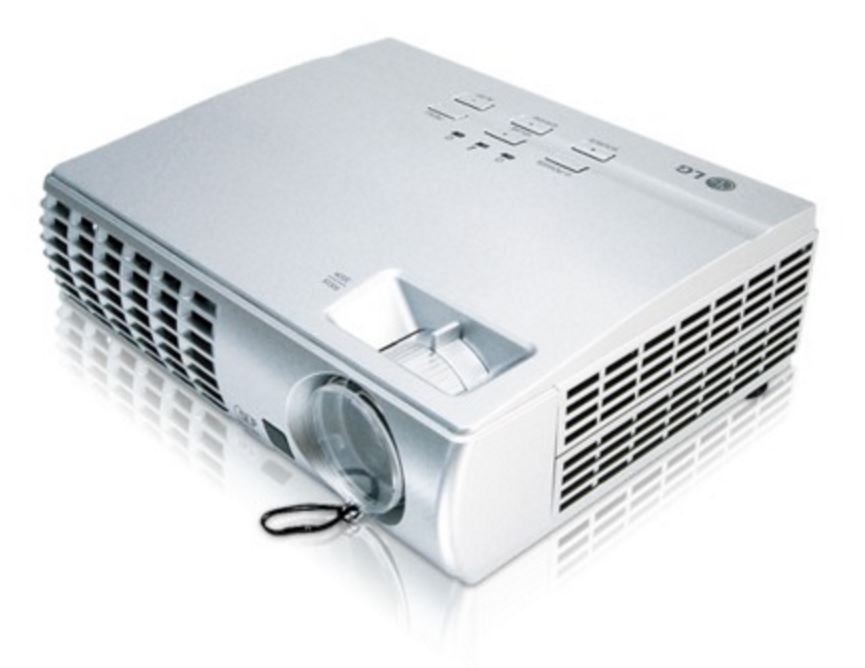 Thumbnail LG DX325 Projector Service Manual and Repair Guide