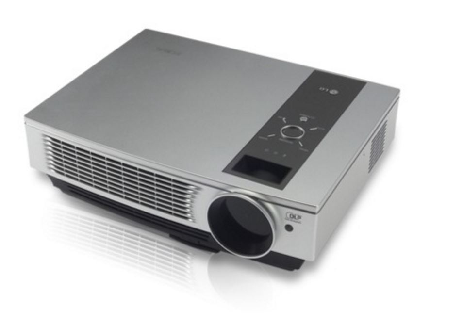 Thumbnail LG DX535 Projector Service Manual and Repair Guide
