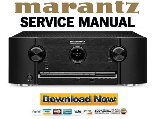 marantz repair service manuals free repair service. Black Bedroom Furniture Sets. Home Design Ideas