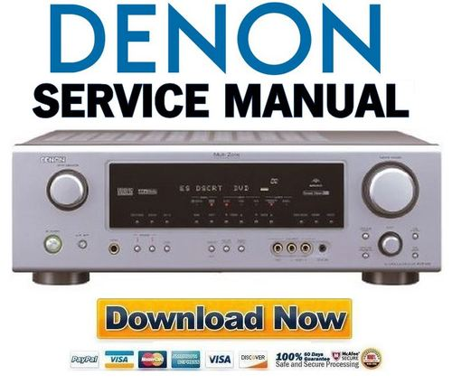 denon avr 2809ci avr 2809 service manual download denon avr 2809ci rh nicesearchengineofmine com Denon AVR 2809Ci Product Sheet denon avr 2808ci manual