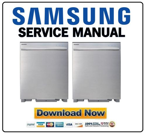 samsung dmt400rhs service manual and repair guide