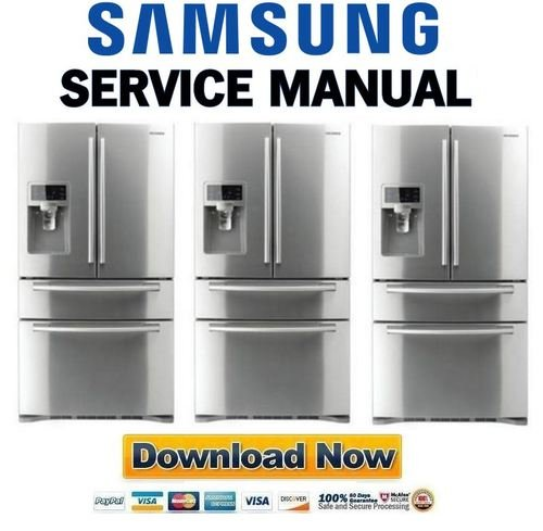 samsung rf4287hars service manual and repair guide. Black Bedroom Furniture Sets. Home Design Ideas