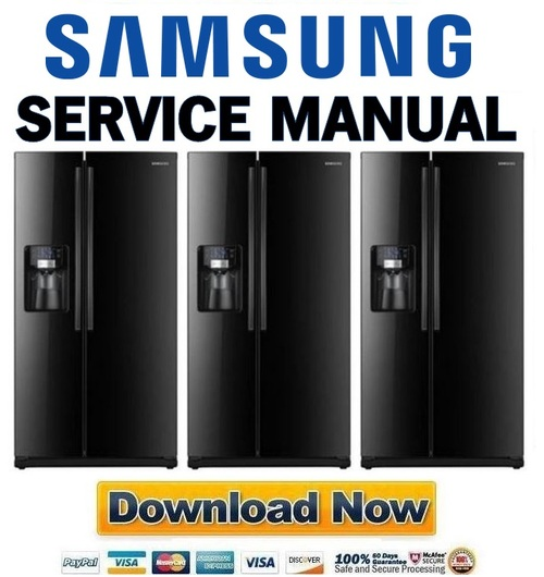 samsung rs263tdbp service manual and repair guide download manual rh tradebit com Appliance Repair Group Small Kitchen Appliance Repair