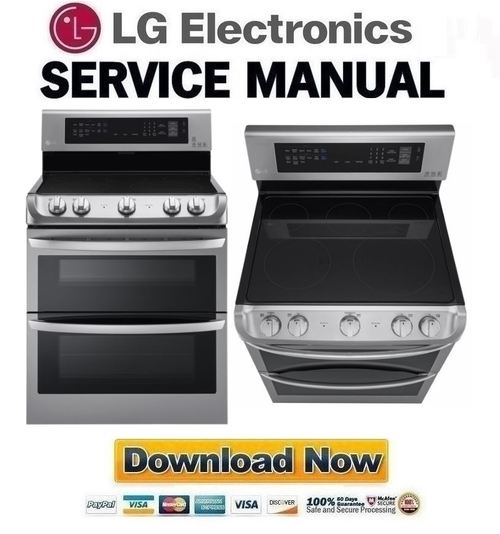 lg lde4413st service manual repair guide download. Black Bedroom Furniture Sets. Home Design Ideas
