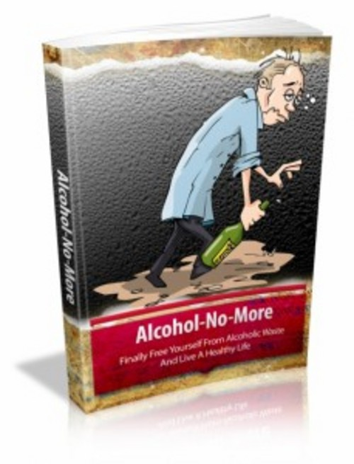Pay for Alcohol No More with Master Resell Rights eBook