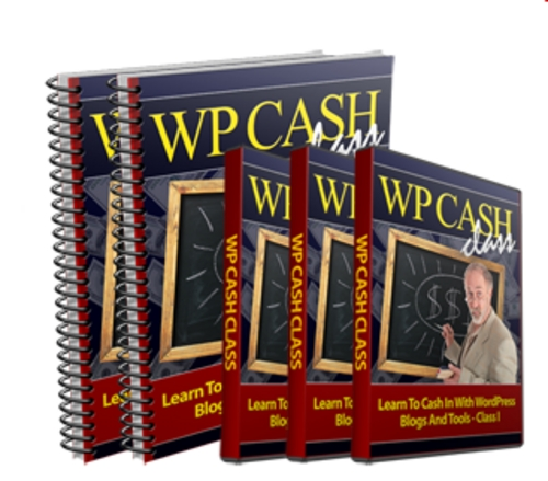 Pay for WP Cash Class Videos