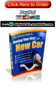 Pay for Definitive Guide To Buying Your First New Car