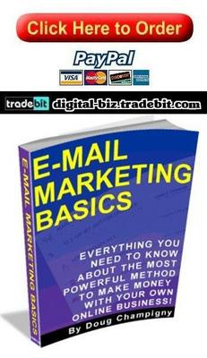 Pay for E-Mail Marketing Basics