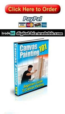 Pay for Canvas Painting For The Beginner