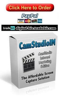 Pay for Cam Studio IM