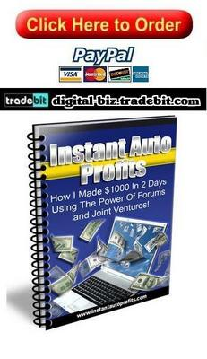 Pay for Instant Auto Profits