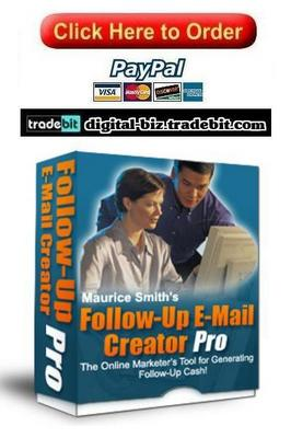 Pay for Follow Up Email Creator Pro