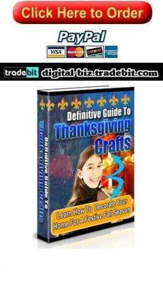 Pay for Definitive Guide To Thanksgiving Crafts