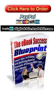 Pay for The eBook Success Blueprint