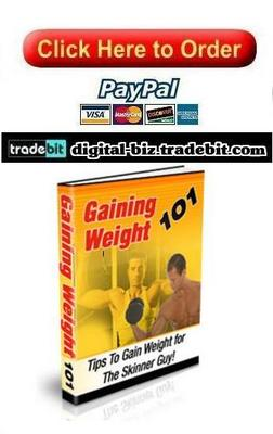 Pay for Gaining Weight And Muscle