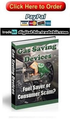 Pay for Gas Saving Devices
