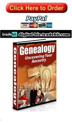 Pay for Uncovering Your Ancestry