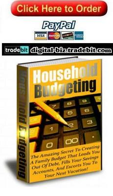 Pay for Household Budgeting