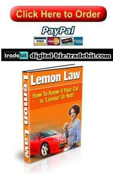Pay for How To Know if Your Car is a Lemon or Not