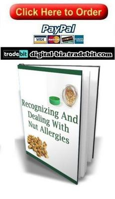 Pay for Recognizing And Dealing With Nut Allergies