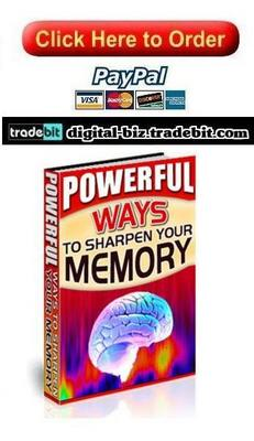 Pay for Powerful Ways To Sharpen Your Memory