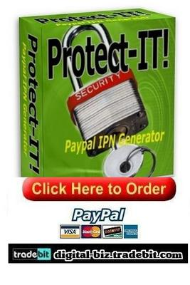 Pay for Protect-IT! IPN Generator