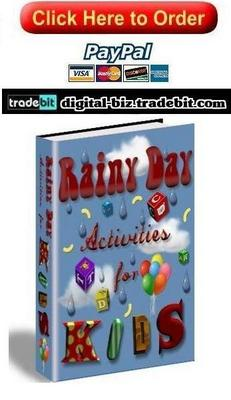 Pay for Rainy Day Activites