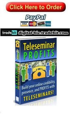Pay for Teleseminar Profit
