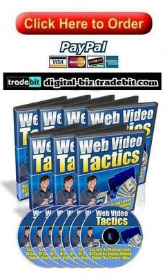 Pay for Web Video Tactics