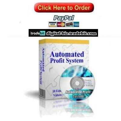Pay for Automated Profit System