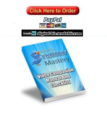 Pay for 40 Hours To Twitter Mastery