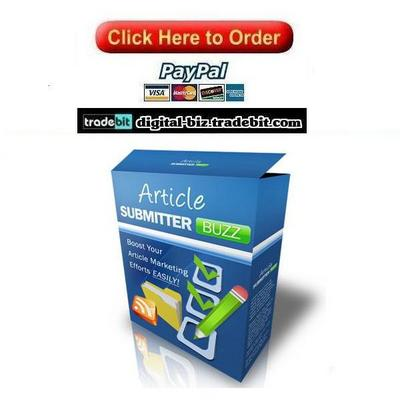 Pay for Article Submitter Buzz