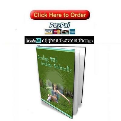 Pay for Dealing With Asthma Naturally
