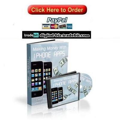 Pay for Making Money with iPhone Applications
