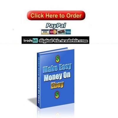 Pay for Make Easy Money On Ebay