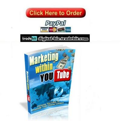 Pay for Marketing Within YouTube