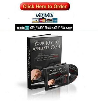 Pay for Your Key to Affiliate Cash