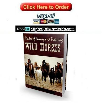 Pay for The Art of Taming and Training Wild Horses