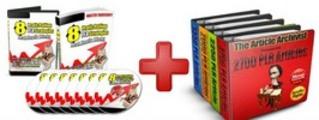 Thumbnail Profiting From Your PLRS Plus 8200 PLR Articles