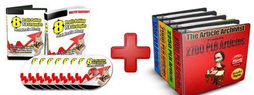 Pay for Profiting From Your PLRS Plus 8200 PLR Articles