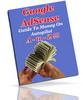 Thumbnail Google AdSense A to Z (PLR)