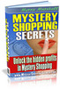Thumbnail Mystery Shopping Secrets (MRR)